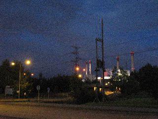 Vantaan energian voimalaitos