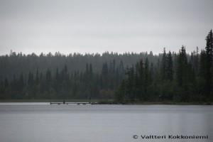Naakajärven maisemia